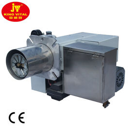 China Eco Friendly Waste Oil Burner 12-15 Liter / Hour Two Nozzle Easy Troubleshoot supplier