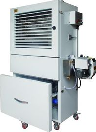 China 400000 Btu Waste Oil Burning Heater 0.6 Kw Fan Motor OEM / ODM Available supplier