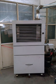 China Low Noise Used Waste Oil Heater 6-8 L / H , Portable Oil Heaters For Home supplier