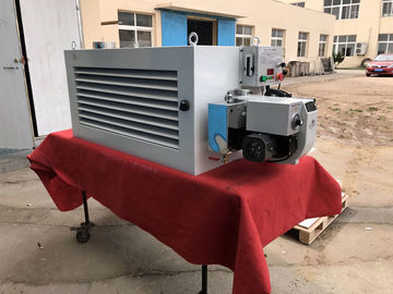 China Safety Oil Fired Heater 200 - 600 Square Meter , Used Oil Heater For Garage factory