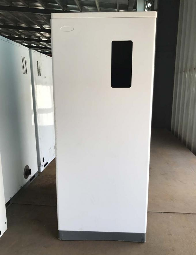 Residential Oil Fired Small Domestic Water Boiler Heating Area 200 Square Meter